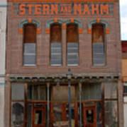 Stern And Nahm 1879 Art Print