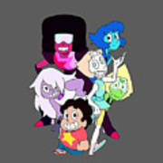 Steven Universo Art Print