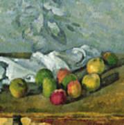 Still Life Art Print by Paul Cezanne
