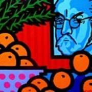 Still Life With Henri Matisse Art Print