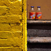 Still Life With Snapple Art Print