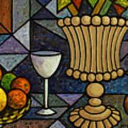 Still Life With Vase Art Print