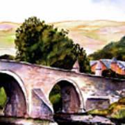 Stirling Bridge Art Print