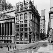 Stock Exchange, C1908 Art Print