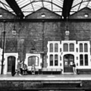 Stoke-on-trent Railway Station Uk Art Print