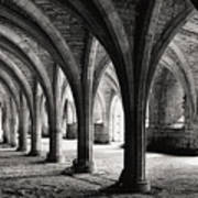 Stone Arches Art Print