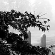 Stone Cold Fog Art Print