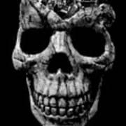 Stone Cold Jeeper Skull No. 1 Art Print