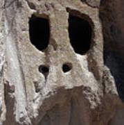 Stone Ghoul Art Print