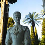 Stone Lady Of Rio Art Print