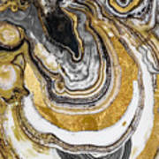 Stone Prose Art Print