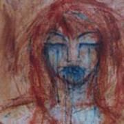 Stone Tears Art Print
