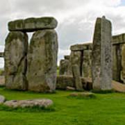 Stonehenge England Art Print