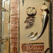 Stoneware Mural Art Print