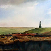 Stoodley Pike Art Print