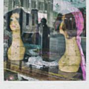 Store Window Stares Art Print