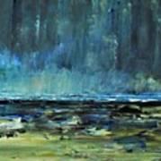Storm At Sea II Art Print