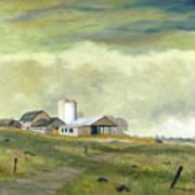 Storm Clouds Art Print