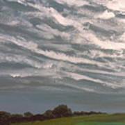 Storm Front Art Print