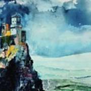 Storm The Castle Art Print