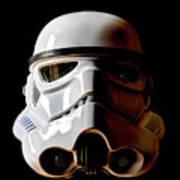 Stormtrooper 1 Art Print