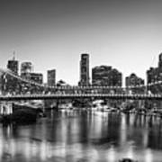 Story Bridge Brisbane Art Print