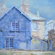 Stow On The Wold Art Print