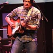 Strange Vine Guitarist Toby Cordova Art Print