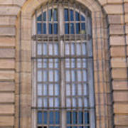 Strasbourg Window 08 Art Print