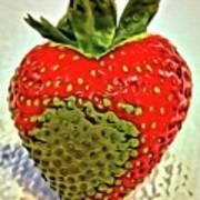Strawberry Dreams Art Print