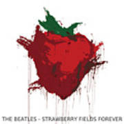 Strawberry Fields Forever  Art Print