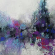 Streams Of Consciousness Art Print