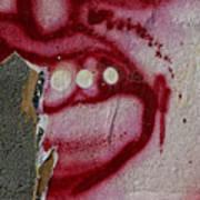 Street Art Wiiliamsburg Brooklyn 2 Art Print
