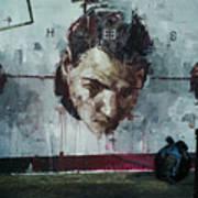 Street Arts. Art Print