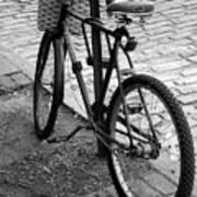 Street Bike  Art Print