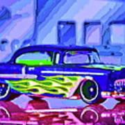 Street Cruiser - American Way Of Drive 2 Art Print