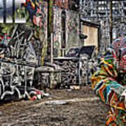 Street Phenomenon Biggie Print by The DigArtisT