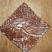 Strike - Tile Art Print