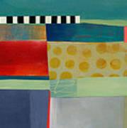 Stripe Assemblage 2 Art Print