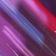 Stripes Abstract Art Print