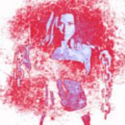Strong Women 1 Art Print