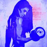 Strong Women 5 Art Print