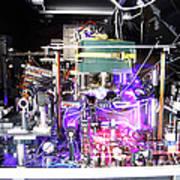 Strontium Atomic Clock Art Print