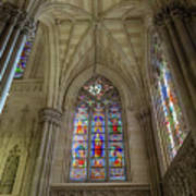 Structures Of St. Patrick Cathedral 3 Art Print