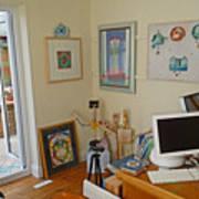 Studio Still Art Print