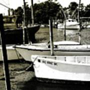 Styron Bay Harbor 2 Art Print