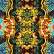 Subconscious Sacred Scrolls Art Print