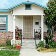 Suburban House Hayward California 20 Art Print