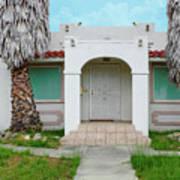 Suburban Surveillance House On Montgomery Avenue Hayward California 6 Art Print