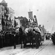 Suffrage Parade, 1913 Art Print